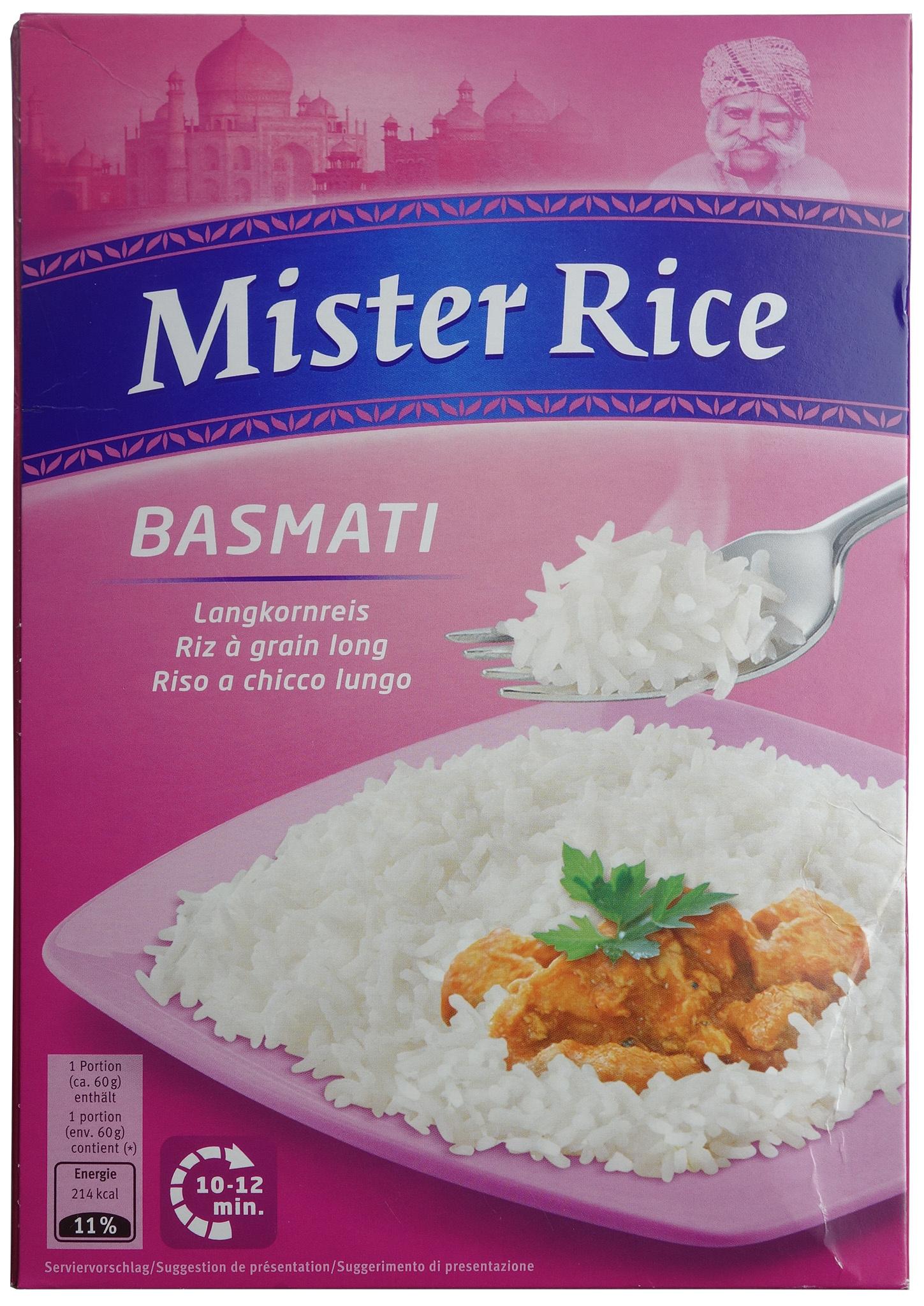 riz basmati mister rice 1 kg. Black Bedroom Furniture Sets. Home Design Ideas