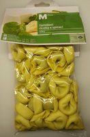 Tortelloni ricotta e spinaci - Product