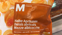 Demis abricots non sucrés - Prodotto - fr