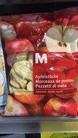 Morceaux de pomme : Séchés - Prodotto - fr