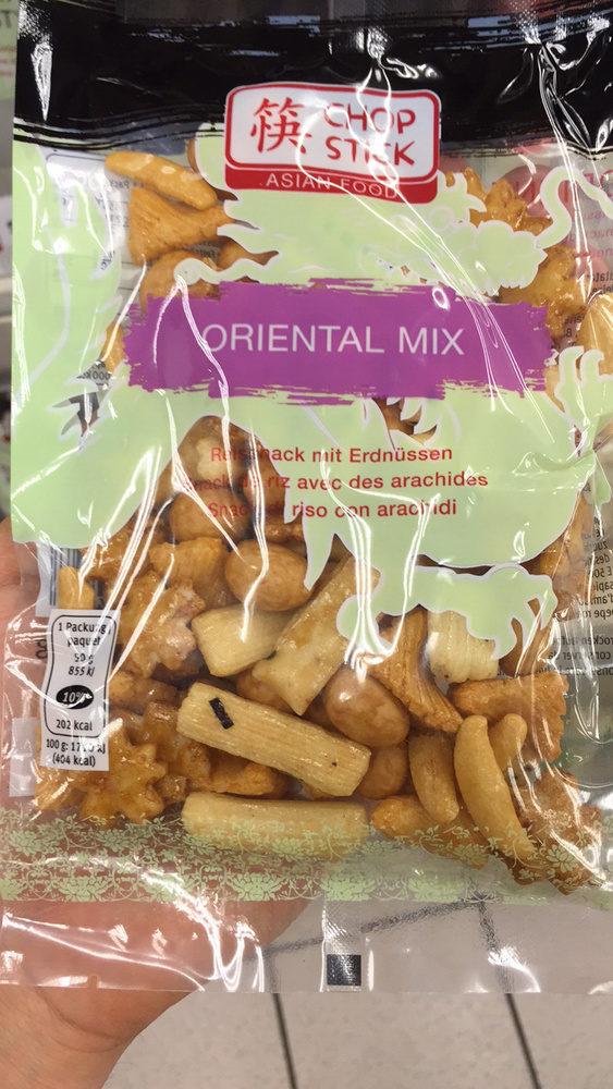 Oriental Mix - Prodotto - fr