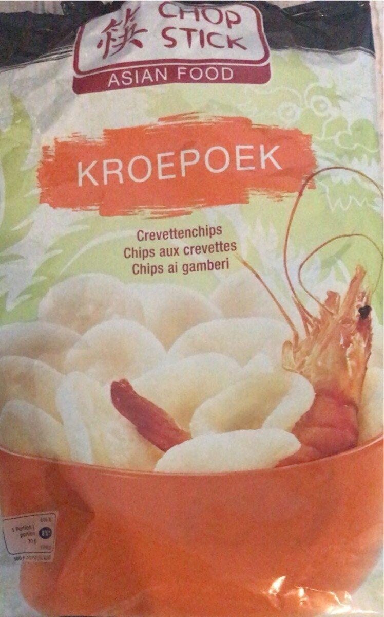 Kroepoek - Chips aux crevettes - Prodotto - fr