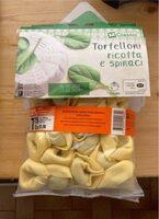Tortelloni ricota e spinaci - Prodotto - it