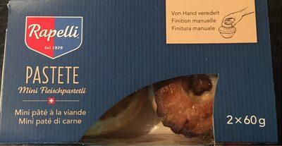 Pastete - Produit - fr
