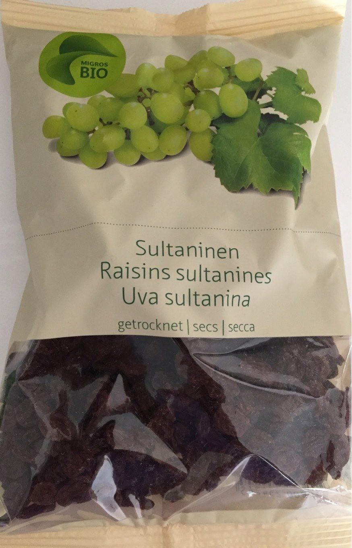 Raisin sultanines - Product