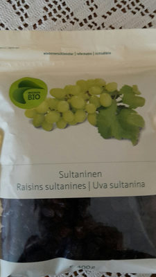 Raisin sultanines - Ingrediënten