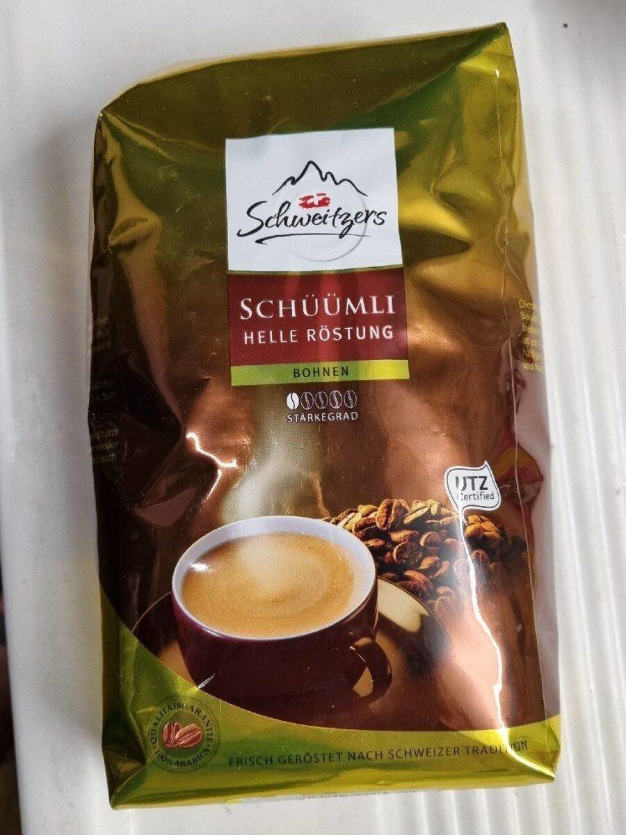 Schuumli Helle Rostung (Café) - Prodotto - fr