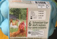 Oeufs Suisse - Product - fr