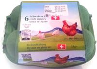 6 œufs suisses - Product - fr