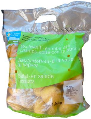 Pommes de terre à chair ferme - Product - fr