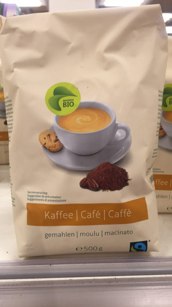 Café moulu - Prodotto - fr