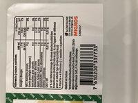 Limonade au jus de pamplemousse - Nutrition facts