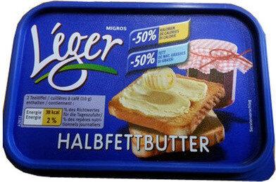 Beurre mi-gras - Produit - fr