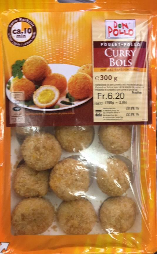 Poulet Curry Bols - Prodotto - fr