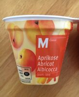 Mclassic Quark, Aprikose - Product - fr