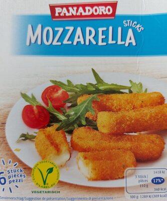 Mozzarella sticks - Prodotto - fr