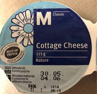 Cottage cheese nature - Product