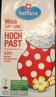 Lait Milch Latte - Hoch past - Produit