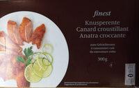 Canard croustillant - Product - fr