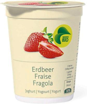 Yogourt fraise BIO - 4
