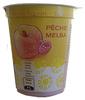 yogourt de saison pêche melba - Product