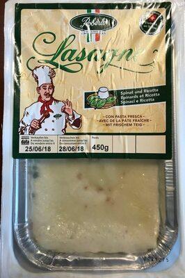 Lasagne - Prodotto - fr