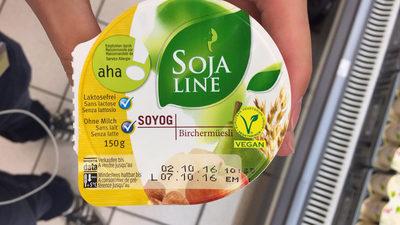 Soja Line Soyog Birchermüesli - Product
