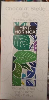 Mint-Moringa dark - Product