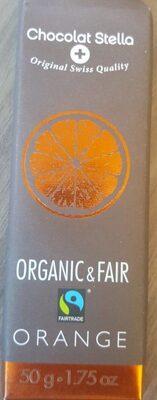 Chocolat Stella organic & fair - Product