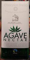 Milk Chocolate Whole Hazelnuts Agave Nectar - Product - fr