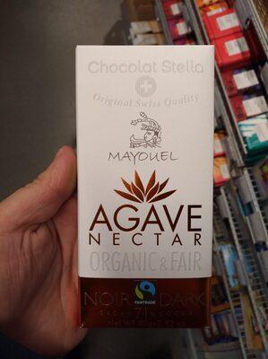 Agave Nectar, Cacao 71%, Bio & Fair - 3