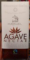 Agave Nectar, Cacao 71%, Bio & Fair - Product - fr