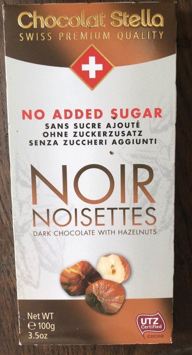 Noir noisettes - Product
