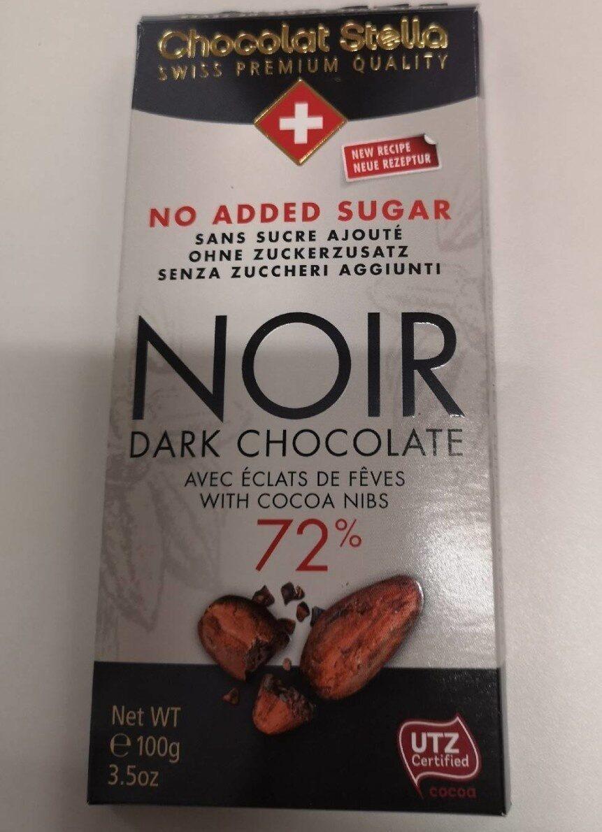 Noir dark chocolate - Prodotto - fr