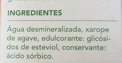 Stevia Sweet - Ingredients