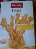 Twist fromage - Product