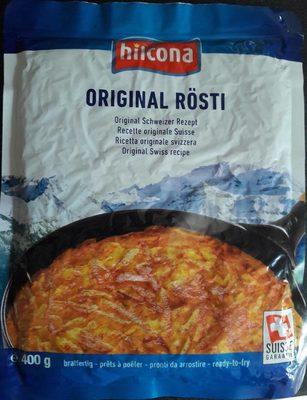 Original Rösti - Produit - fr
