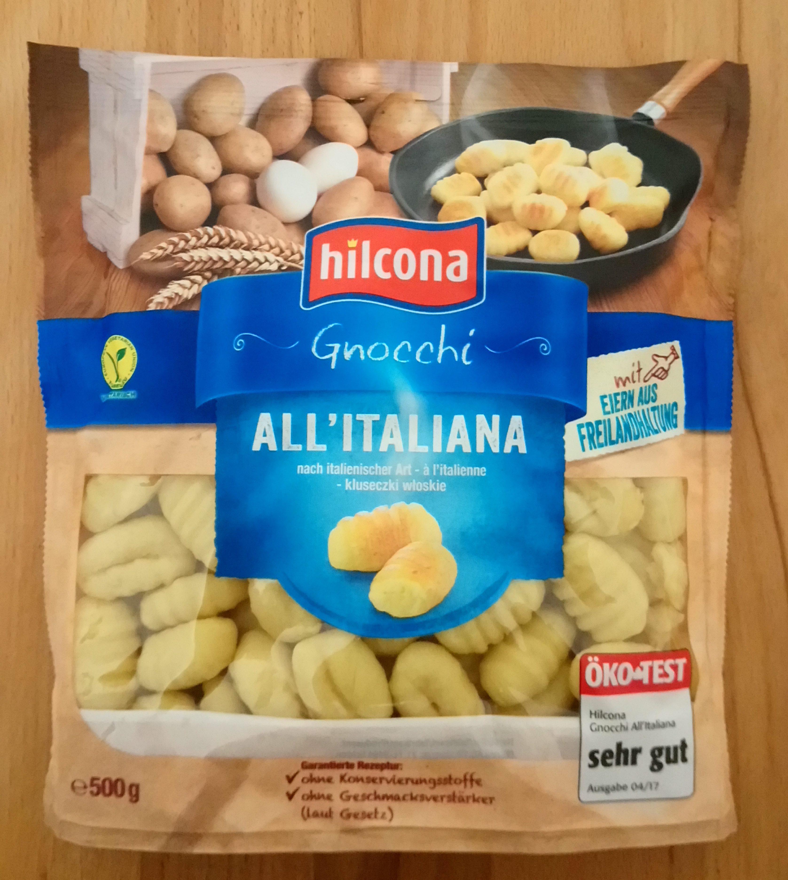 Gnocchi All'italiana - Produit - de