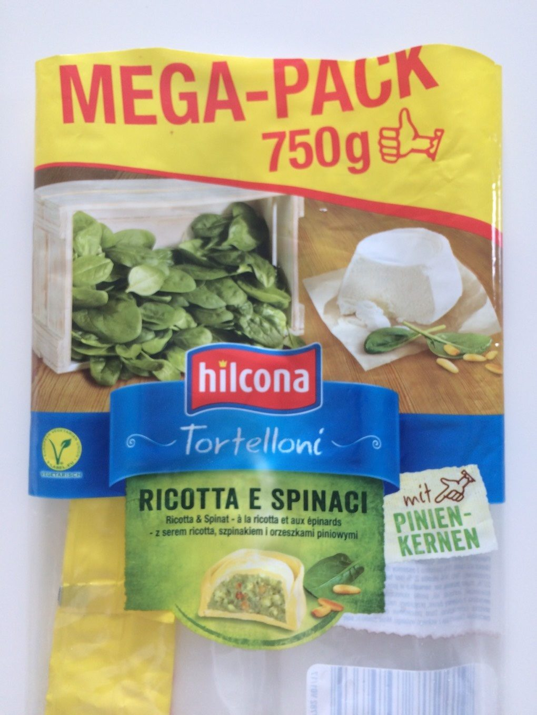 Hilcona Tortelloni, Ricotta E Spinaci - Product