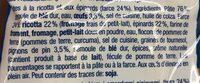 Tortelloni - Ingrédients - fr