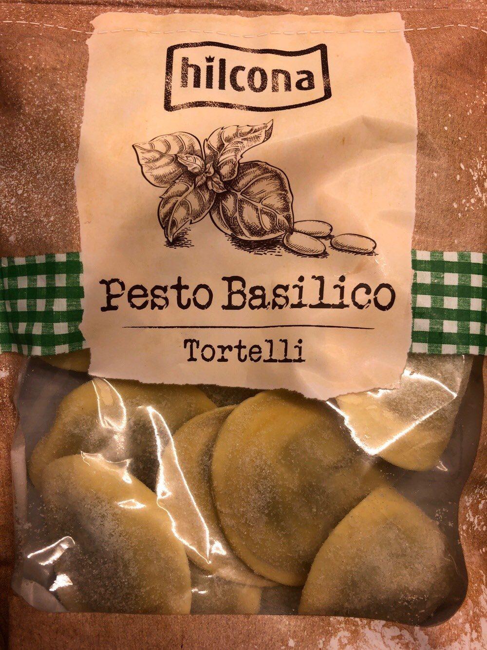 Tortelli pesto basilico - Product