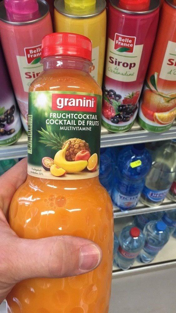 Cocktail de fruits - Product - fr