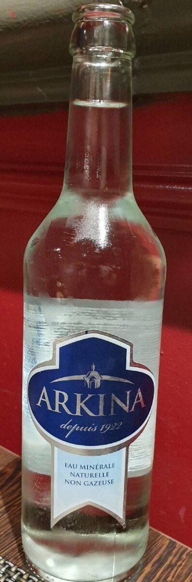 Arkina eau minérale naturelle non gazeuse - Product - fr