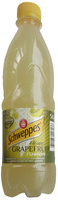 Schweppes Grapefruit fusion - Product - fr