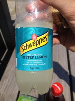 Bitter Lemon - Produit - de