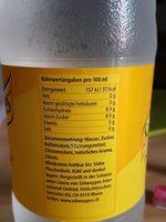 Schweppes Indian Tonic - Ingredienti - fr