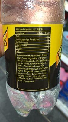 Indiana tonic - Ingredienti - fr