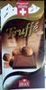 Truffé - Chocolat mi-amer à la truffe - Produto