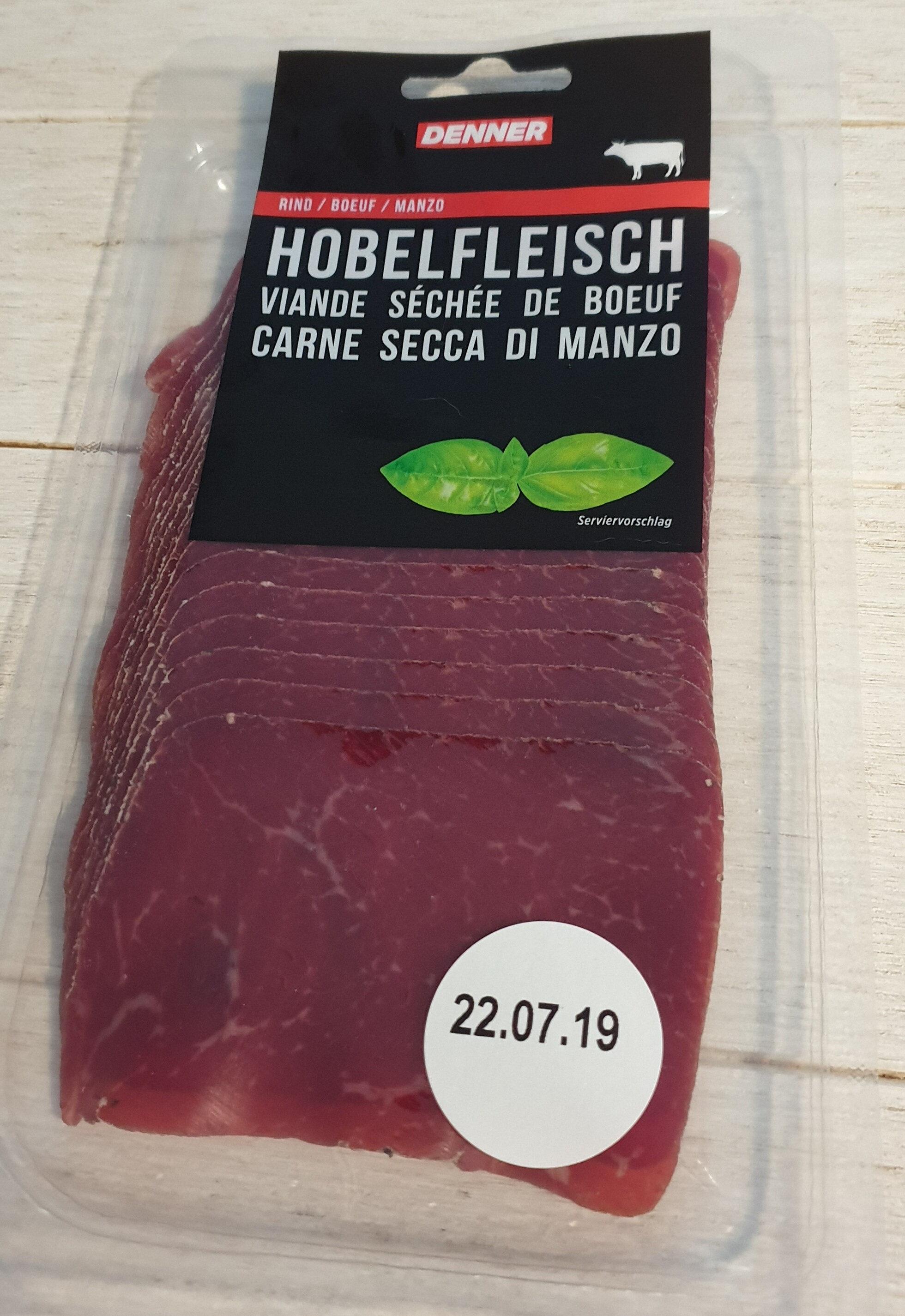 Viande séchée de boeuf - Product - fr