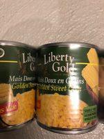 Sweet Corn - Produit